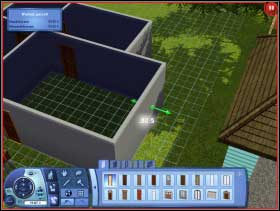 097 - Sim's House - Rebuilding the house - Sim's House - The Sims 3 - Game Guide and Walkthrough