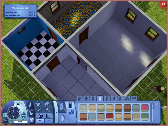 Create your own house with the sims 3 program wannasamon and prussanai Decorate your own house games