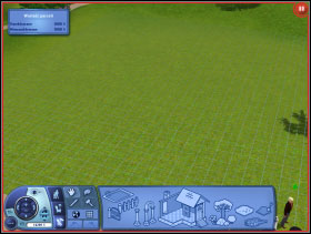 077 - Sim's House - Buying an empty plot - building a house - part 1 - Sim's House - The Sims 3 - Game Guide and Walkthrough