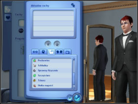 how to change sims traits