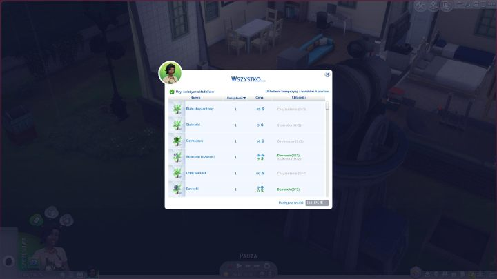 New Skill Flower Arranging In The Sims 4 Seasons Expansion Dlc Sims 4 Guide Gamepressure Com