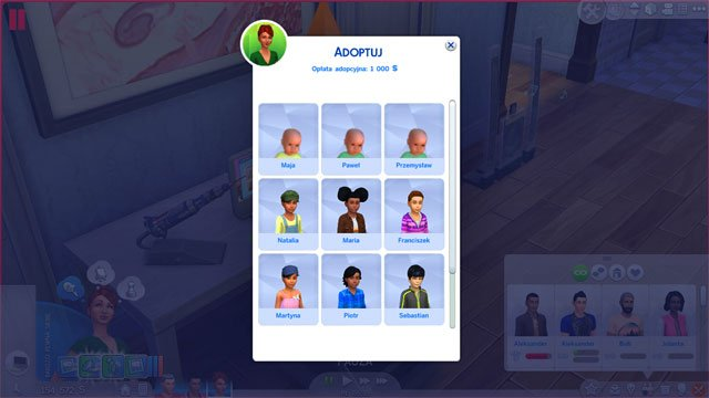 Put child up for adoption sims 3 young
