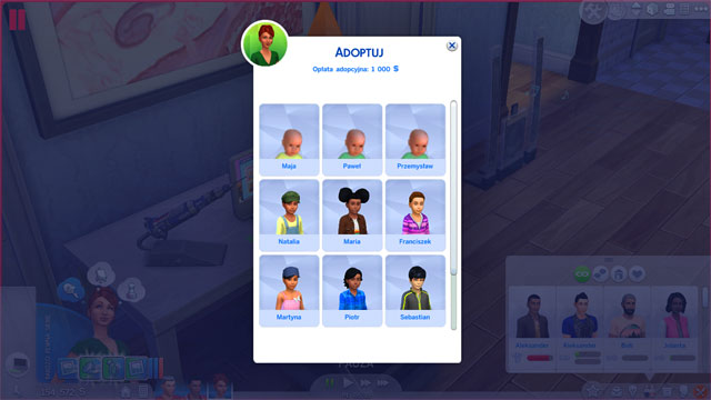 how to make a baby sims 4