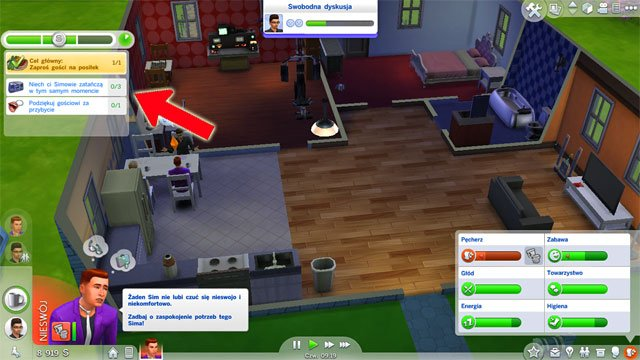 Social events   The Sim Environment - The Sims 4 Game Guide