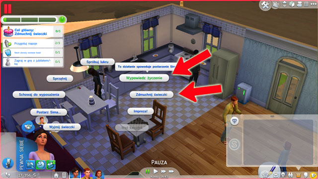 Social events | The Sim Environment - The Sims 4 Game Guide