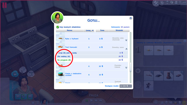 sims 4 how to get full skills