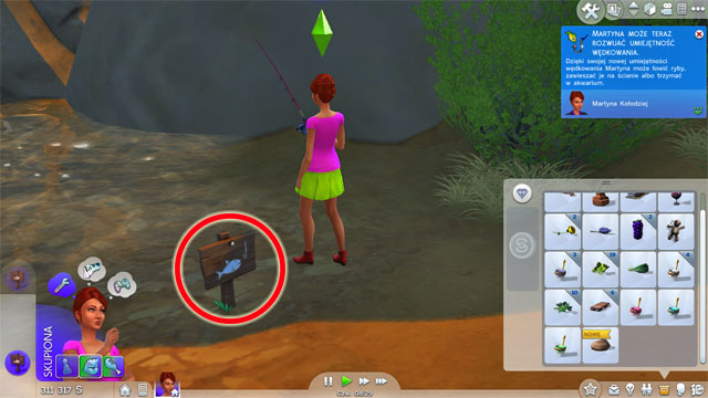 Fishing skills the sims 4 game guide for Sims 4 fishing
