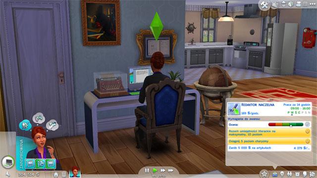 Writer | Career tracks - The Sims 4 Game Guide | gamepressure com
