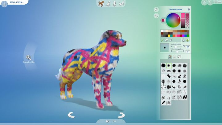 Pet Edition And Creation In Sims 4 Cats And Dogs The Sims 4 Game