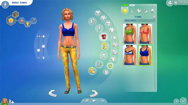 Clothes Creating A Sim Sims 4 Guide Gamepressure Com
