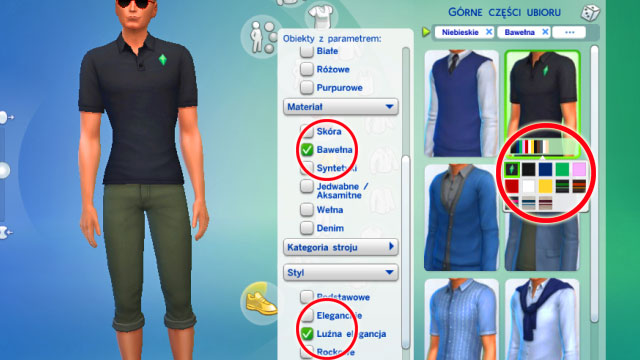 clothes creating a sim the sims 4 game guide