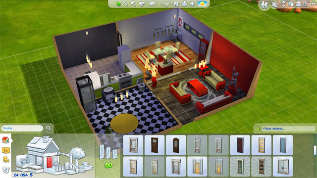 Expanding a house | The house - The Sims 4 Game Guide ...