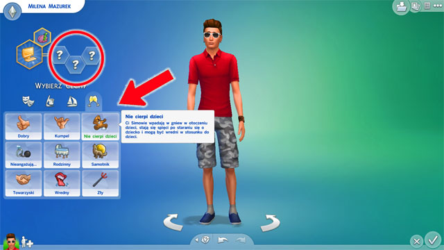 the sims 4 how to un add to family