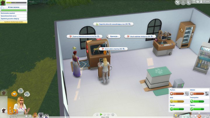 how to join vet career in sims 4