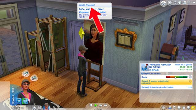 Painter | Career tracks - The Sims 4 Game Guide | gamepressure com