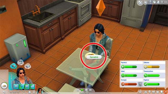 You will Begin as an Assistant Dishwasher (1) - Culinary | Career tracks - Careers / jobs tracks - The Sims 4 Game Guide