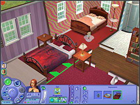 Keep working on the needs bars (#1) - Chapter 12 - Scenario 1 - The Sims Life Stories - Game Guide and Walkthrough