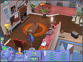 Make sure that everything is ready and that your main characters are happy - Chapter 12 - Scenario 1 - The Sims Life Stories - Game Guide and Walkthrough