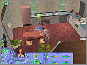 The first symptoms of being pregnant should appear very soon (#1) - Chapter 12 - Scenario 1 - The Sims Life Stories - Game Guide and Walkthrough