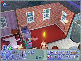 Make sure that you have read the instructions, so you will know what has to be done - Chapter 12 - Scenario 1 - The Sims Life Stories - Game Guide and Walkthrough