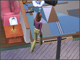 Now you will be able to proceed with the main goal - entertaining your guests and satisfying all of their needs - Chapter 12 - Scenario 1 - The Sims Life Stories - Game Guide and Walkthrough