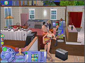 21 - Chapter 12 - Scenario 1 - The Sims Life Stories - Game Guide and Walkthrough