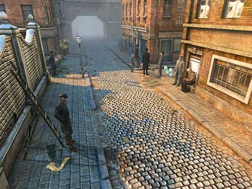 1 - Visit Kurtz - Slaughter in Whitechapel - The Testament of Sherlock Holmes - Game Guide and Walkthrough