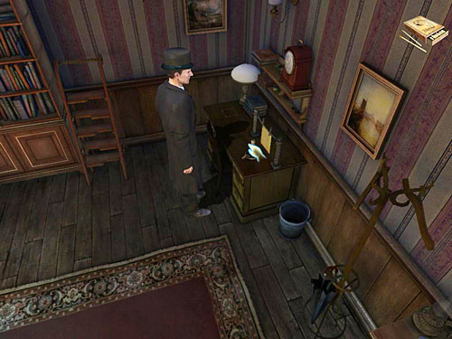 Light the candle with matches - Search a Henrys Room - Robbery in Kensington Gardens - The Testament of Sherlock Holmes - Game Guide and Walkthrough