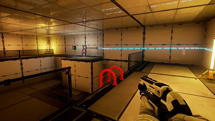 The Turing Test Game First Secret Room