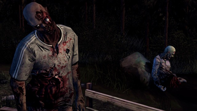 Chapter 4 In The Woods Episode 2 A House Divided The Walking Dead Season Two Game Guide