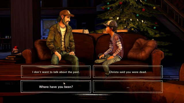 The Walking Dead Christmas Decorations  from guides.gamepressure.com