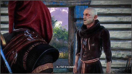Once you finish meditating, you will wake up on a rock - dont forget to pick up The Visionarys notes I (the second and third part can be found inside the Visionarys house) - The Path to Vision - Main missions - The Witcher 2: Assassins of Kings Game Guide