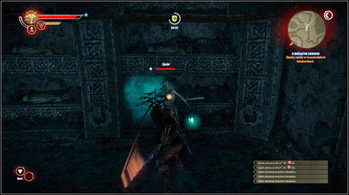 Exit Vergen through the north gate (M15, 8) - With Flickering Heart (steps 1-4) - Side missions - The Witcher 2: Assassins of Kings Game Guide