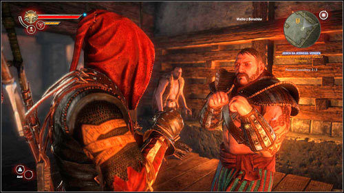 Your next enemy will be Stel Placeholder - One on One: Vergen - Side missions - The Witcher 2: Assassins of Kings Game Guide