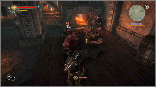 You can start your search for the immortelle by talking with your dwarven friend - Zoltan - and ask him if he doesn't know where to look - Subterranean Life - Main missions - The Witcher 2: Assassins of Kings - Game Guide and Walkthrough