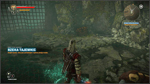 As you going through Loc Muinne, you will come across a sewer entrance (M31, 16) - Mystic River | Recurring missions - Recurring missions - The Witcher 2: Assassins of Kings Game Guide