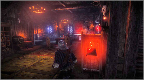 You shouldnt have any problems with throwing the letter into the box at Loredos residence - Mystic River | Recurring missions - Recurring missions - The Witcher 2: Assassins of Kings Game Guide