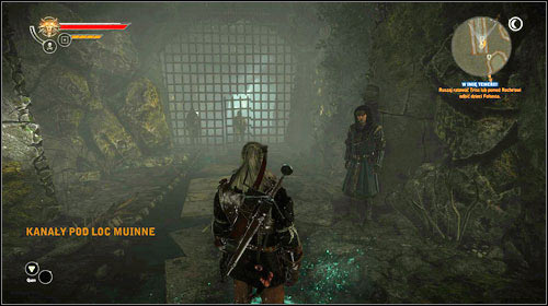 The sewer entrance through which you will get to the Kaedweni camp can be found on the main square, around (M31, 18) - Of his Blood and Bone - Main missions - Roche - The Witcher 2: Assassins of Kings Game Guide