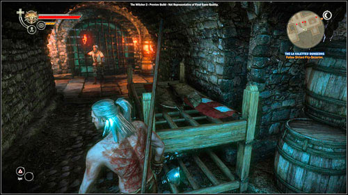 Leave the torture chamber and follow Shilard - The Dungeons of the La Valettes (step 5) - Main missions - The Witcher 2: Assassins of Kings Game Guide