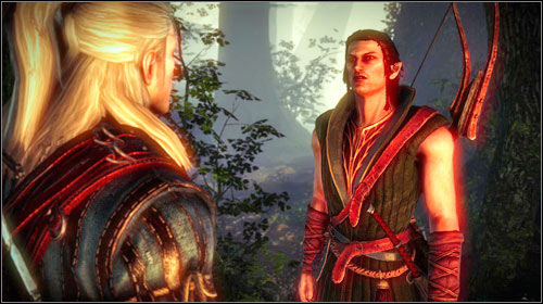 If you dont know where to look for the rose, its worth to head to Binduga and ask the locals - The Rose of Remembrance - Main missions - The Witcher 2: Assassins of Kings Game Guide