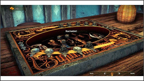 The mechanics and rules are very simple - Poker Face: Flotsam - Side missions - The Witcher 2: Assassins of Kings Game Guide
