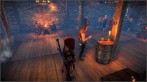 Go into meditation and rest till night - Troll Trouble - Side missions - The Witcher 2: Assassins of Kings Game Guide