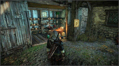 The shopkeeper in possession of the mysterious formula is Vilmos Bartok (M7, 13) - The Scent of Incense - Side missions - The Witcher 2: Assassins of Kings Game Guide