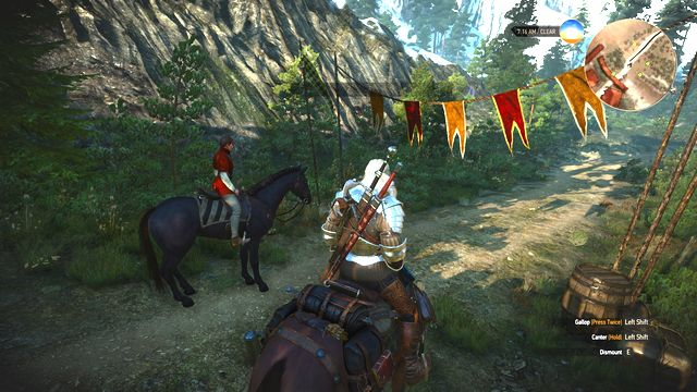 You will face only one rival in the final race. - Side quests in Hindarsfjall - Hindarsfjall - The Witcher 3: Wild Hunt Game Guide & Walkthrough