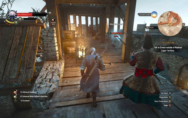 Battle Preparations The Witcher 3 Wild Hunt Guide Walkthrough