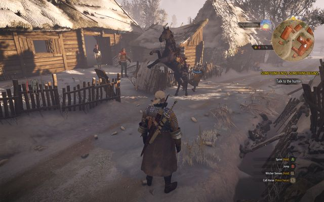 Something Ends, Something Begins - epilogue - The Witcher 3: Wild