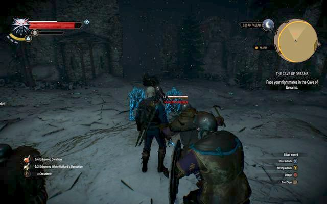 Hounds and the king of Wild Hunt - Side quests in Kaer Trolde - Kaer Trolde - The Witcher 3: Wild Hunt Game Guide & Walkthrough