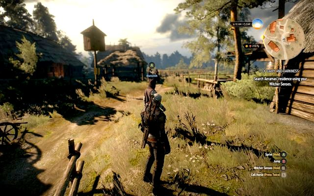 Blacksmith from Blackbough - List of merchants - Witcher gear pieces - best weapons and armors - The Witcher 3: Wild Hunt Game Guide & Walkthrough