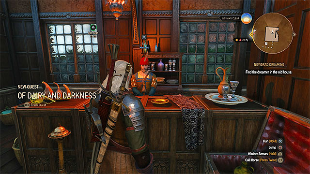 One of the merchants who offer the Potion of Clearance is living in Novigrad - How to reset skills (setting them anew)? - Character development - The Witcher 3: Wild Hunt Game Guide & Walkthrough