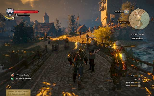 Meet with Rosa at the bridge outside the city - Side quests in Free City of Novigrad - Free City of Novigrad - The Witcher 3: Wild Hunt Game Guide & Walkthrough